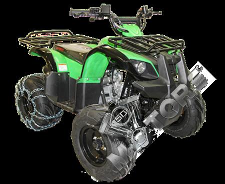 Квадроцикл IRBIS ATV125U 125сс 4т