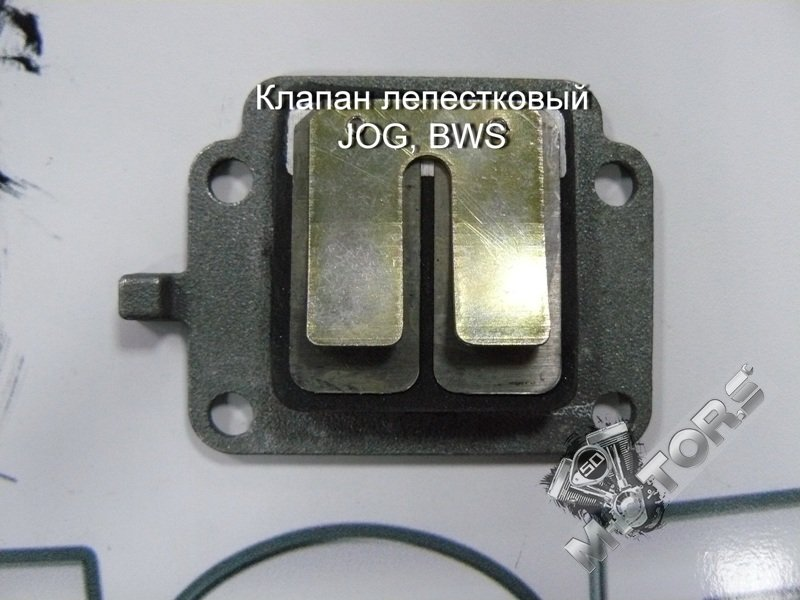 2T 1E40QMB 10MM, 12MM, 2T AF18/24, 34/35, Система подачи топлива, Лепестковые клапаны