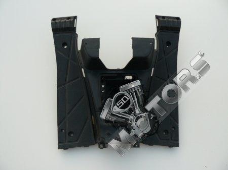 Пластик пола IRBIS CENTRINO, F22