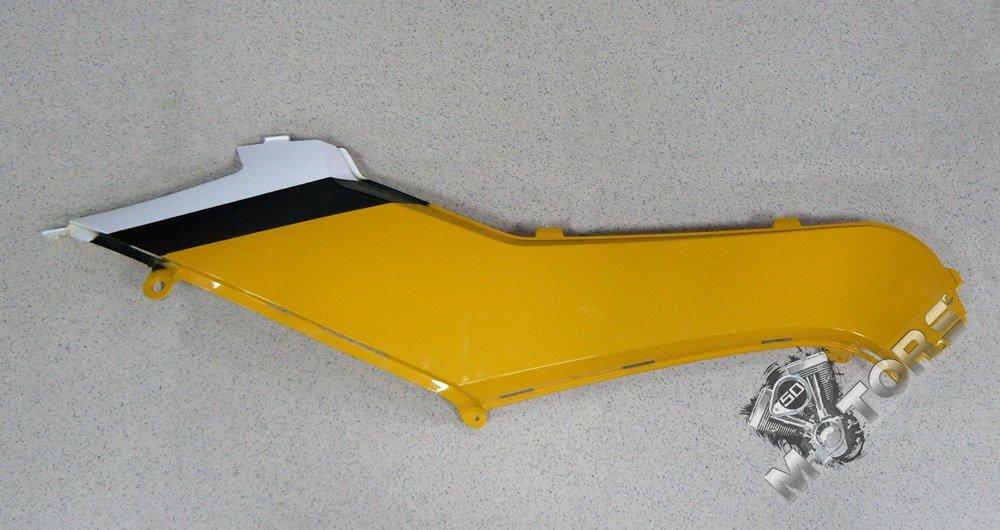 Обтекатель боковой нижний (лыжа) IRBIS CENTRINO,F22 (лев.)  (товар уценен- не значительные царапины)