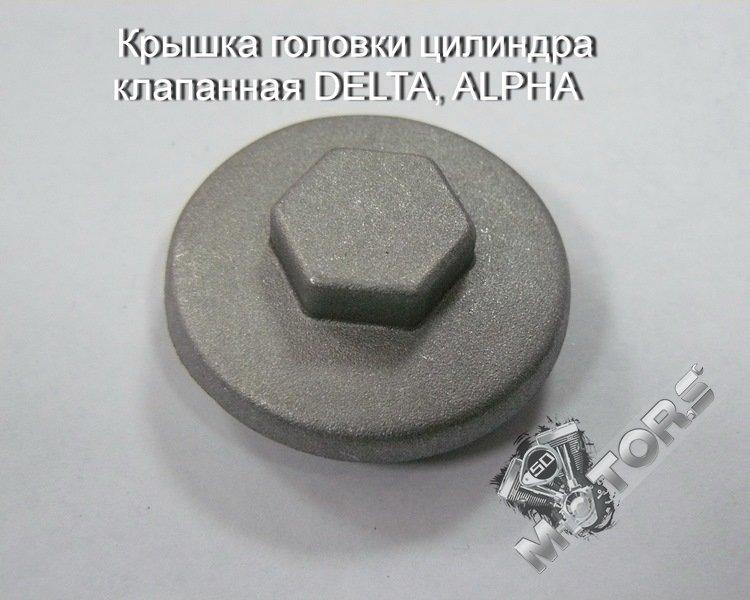 Крышка головки цилиндра  клапанная DELTA, ALPHA, IRBIS VIRAGO