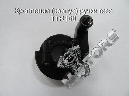 Крепление (корпус) ручки газа IRBIS TTR150