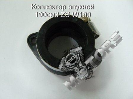 Коллектор впукной 190см3 ZS W190